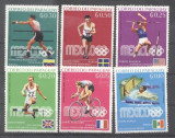 Paraguay 1969 Sport, Olympics, MNH A.139