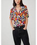 Camasa Zara, floral, S