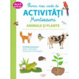 Prima mea carte de activitati Montessori