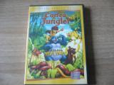 Cartea Junglei DVD, Romana