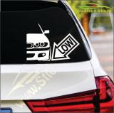 Bmw E46 Low  -Stickere Auto-Cod:ESV-213 -Dim    20 cm. x 14.2 cm.