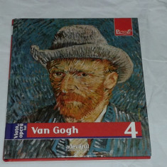 COLECTIA PICTORI DE GENIU ~ Van Gogh, Nr.4 ~           Ed.ADEVARUL 2009