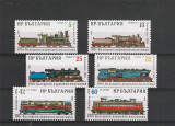 Transport ,locomotive cu abur, Bulgaria.
