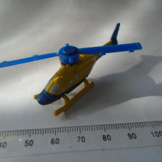 bnk jc Galoob Micro Machines 1999 - elicopter Bell 222