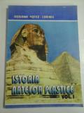 ISTORIA ARTELOR PLASTICE - ADRIANA BOTEZ-CRAINIC -volumul 1