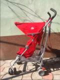 Carucior McLaren Volo Rosu