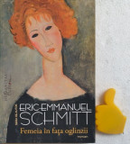Femeia in fata oglinzii Eric-Emmanuel Schmitt