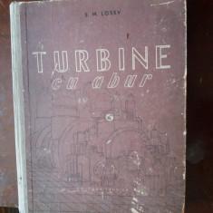 Turbine cu abur  losev