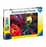 Puzzle Ravensburger - Dragon, 300 piese