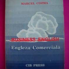 HOPCT ENGLEZA COMERCIALA-MARCEL COZMA-BUSINESS ENGLISH  -274 PAGINI