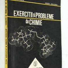 Exercitii si Probleme de chimie Petru Budrugeac , Mircea Niculescu