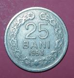 A5458 25 bani 1953