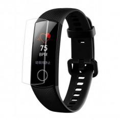 Folie protectie Huawei Honor Band 4, Ultra Film Screen ecran ceas Smartwatch