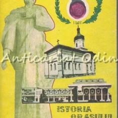 Istoria Orasului Roman (1392-1992) - Mihai Andone, Victor Andrei
