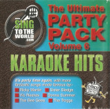 CD The Ultimate Party Pack Volume 6 (Karaoke CDG), original