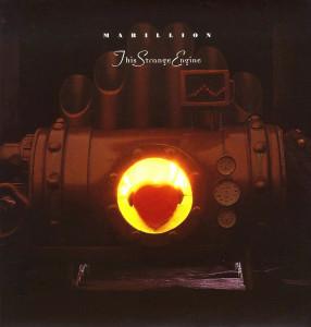 Marillion This Strange Engine digipak (cd)