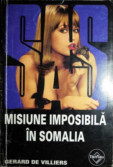 Misiune imposibilă în Somalia