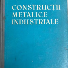 Constructii metalice industriale Victor Popescu