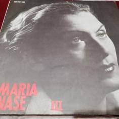 DISC VINIL  MARIA TANASE III