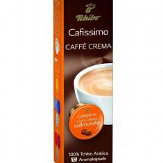 Capsule cafea Tchibo Cafissimo Caffe Crema Vollmundig 100% Arabica 10 buc