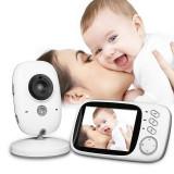 Sistem de monitorizare Video Audio Bebelusi, Monitorizare Temperatura Ambientala
