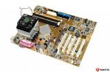 Kit Placa de baza Asus socket A + procesor AMD Athlon 1.04 GHz + Cooler , Aa7n8x-x