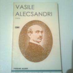 VASILE ALECSANDRI  ~ POEZII
