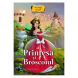 Printesa si broscoiul - Povesti bilingve engleza - romana