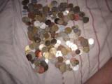 monede peste 1 kg diverse amestecate x18