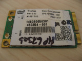 Placa wireless laptop HP Compaq 6730b, Intel WIFI Link 5100, 480985-001