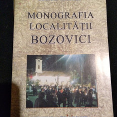 Monografia Localității Bozovici /Caraș Severin