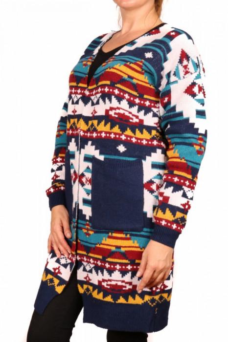 Cardigan din tricot Didina 3