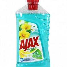 Detergent pentru pardoseală Ajax Lagoon Flowers, 1 litru