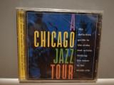 A Chicago Jazz Tour (1997/BIG/Germany) - CD ORIGINAL/Sigilat/Nou, emi records