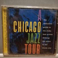A Chicago Jazz Tour (1997/BIG/Germany) - CD ORIGINAL/Sigilat/Nou, emi records