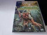 La vinatoare de smaragde - Michael Douglas, Kathleen Turner - b25, DVD, Engleza