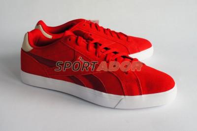 Adidasi Reebok Classic Royal Complete 42EU -piele intoarsa- factura, garantie foto