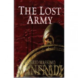 The lost army, Valerio Massimo Manfredi