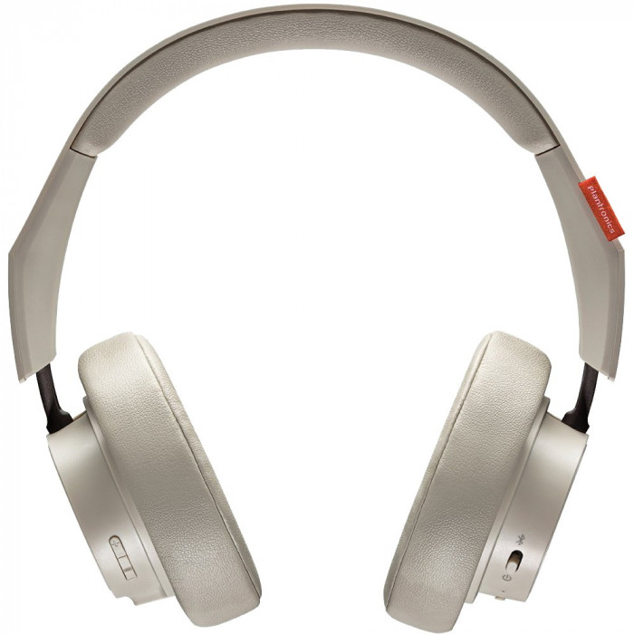 Casti WIreless Bluetooth Backbeat GO 600 Over Ear, Passive Noise Cancellation, Microfon, Buton Control, Khaki