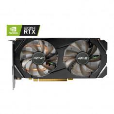 Placa video GALAXY nVidia KFA2 GeForce RTX 2060 OC 6GB GDDR6 192bit