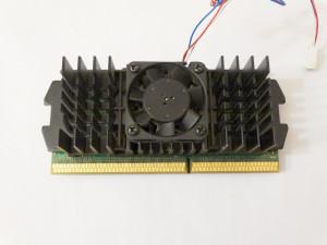Procesor vechi de colectie Intel Pentium 3 500 MHz slot 1