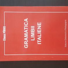 Gramatica Limbii Italiene - Elena Pirvu, 2001