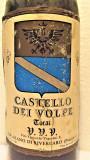 B 26- VIN TOCAI, CASTELLO DEI VOLPE, VVV, recoltare 1973 cl 72 gr 12,5, Sec, Alb, Europa