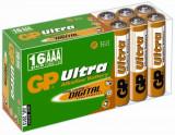 Cumpara ieftin Baterie alcalina Ultra R3 (AAA) 16 buc/cutie GP Cod EAN: 4891199083075