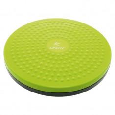 Disc rotativ pentru masaj DHS, 25 cm, PVC, maxim 100 kg, Verde