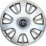 Set 4 Capace Roti Kerime R15, Potrivite Jantelor de 15 inch, Pentru Toyota, Model 312