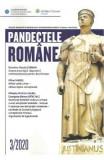 Pandectele romane Nr.3/2020