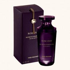 Parfum Femei - Rose OUD SECRETS D'ESSENCES - 50 ml - Yves Rocher - Sigilat