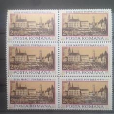 Timbre Ziua Marcii Postale Romanesti 1974 MNH