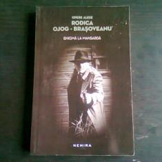 ENIGMA LA MANSARDA-RODICA OJOG-BRASOVEANU